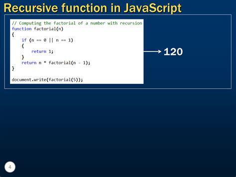 tutorial javascript function sql server net and c video tutorial recursive function
