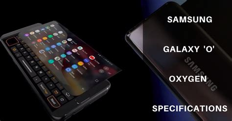 samsung galaxy  oxygen  specifications price
