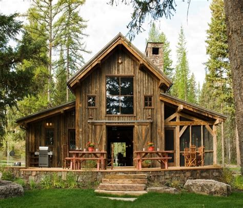 rustic barn designs stone and log house plans joy studio design gallery