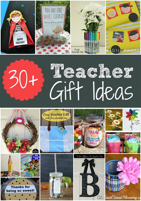 gift ideas for school gift ideas for apprecation week and end of