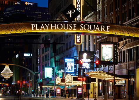 Playhouse Square Gift Card - sing an irish christmas playhouse square