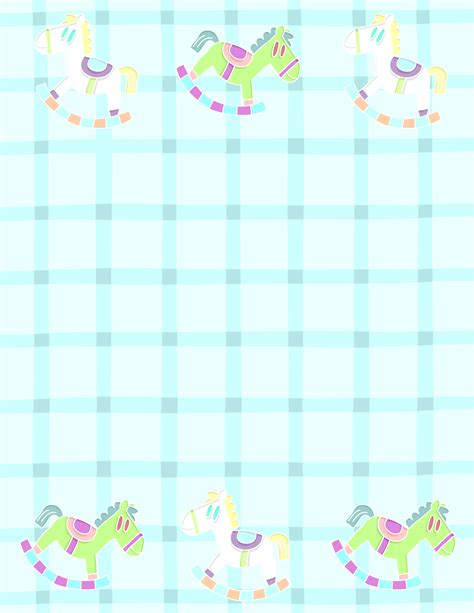 Baby Scrapbook Templates Free Printable