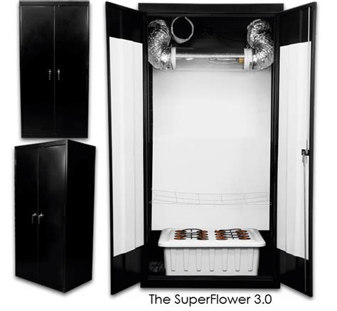 Hydro Closet by Supercloset Hydroponic System How To Grow
