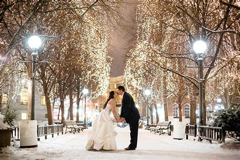 4 winter wedding from expert planners earcandy