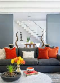 room ideas with grey sofa choose the right sofa color for your living room