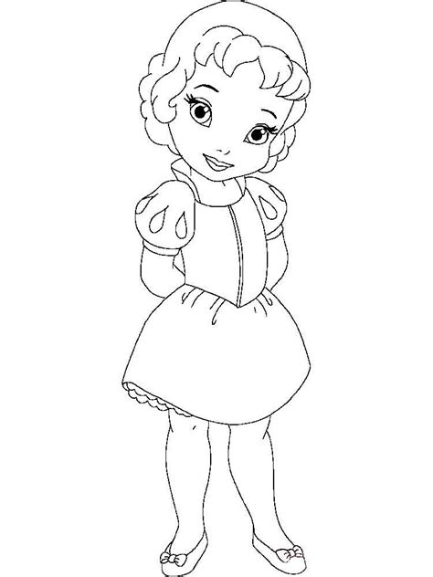 little girl princess coloring page little princess coloring pages free printable little