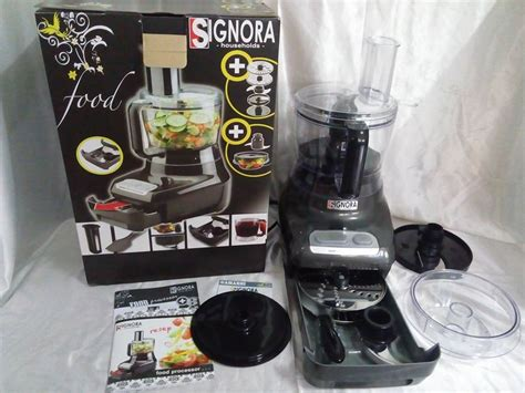 Mixer Merk Signora food processor signora femmy 0878 8106 0909 wa 0813