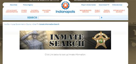Marion County Free Records Free Inmate Arrest Record Check Search