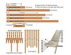 resultado de imagen  plano de silla kentucky jariob