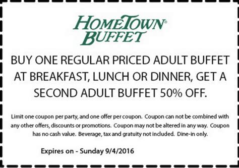 83 hometown bufet coupons for march 2015 hometown