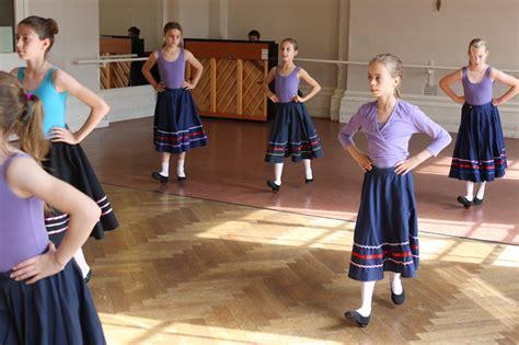 grade  rad ballet