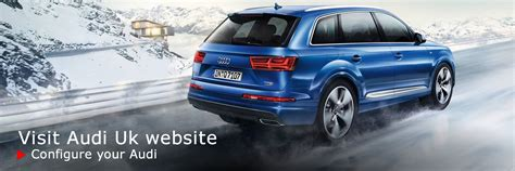 configure your car on the audi uk website autos post