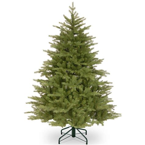 4 5ft nordic spruce feel real memory shape artificial