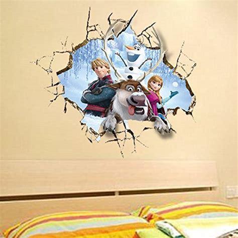 Wandtattoo Kinderzimmer Und Elsa by Frozen Wandtattoo Elsa Die Eisk 246 Nigin Wandsticker De