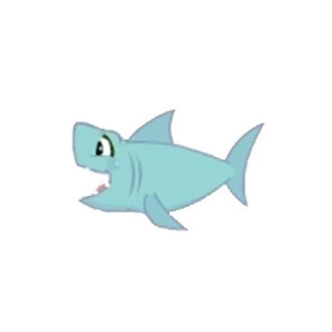 Baby Shark Cartoon | cute cartoon baby shark