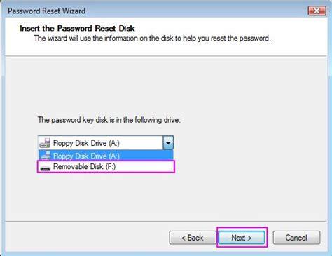how to reset vista password with usb how to create a windows vista password reset disk using a