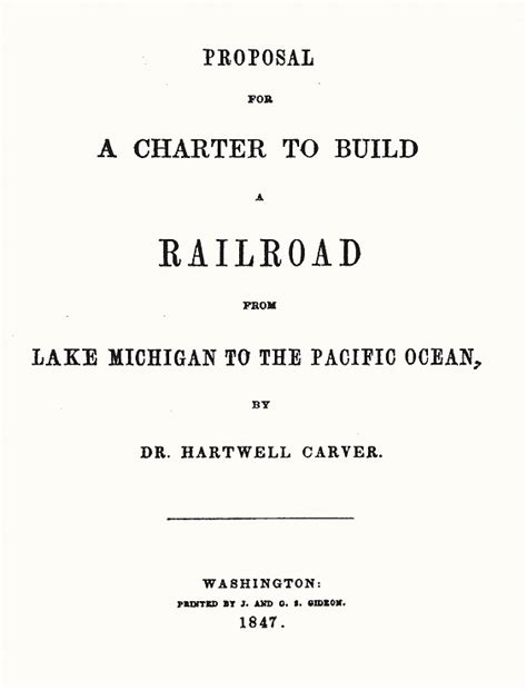 design proposal title first transcontinental railroad