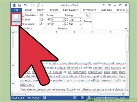How To Format A Word Document 3 ways to format a word document wikihow
