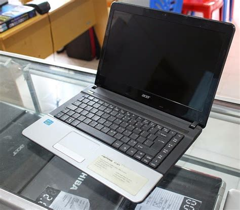 Laptop Acer Aspire E1 471 Terbaru jual laptop second acer aspire e1 471 jual laptop bekas