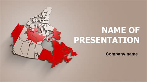 canada life powerpoint template archives best templates