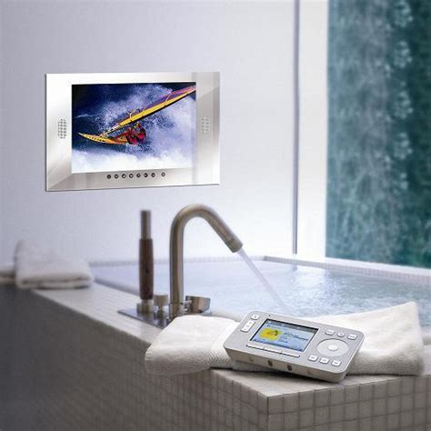 china mirror bathroom tv s1903 china waterproof tv - Bathroom Tv Mirror