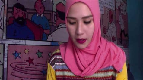 Lipstik Zaskia Adya Mecca daily make up tutorial by zaskia mecca
