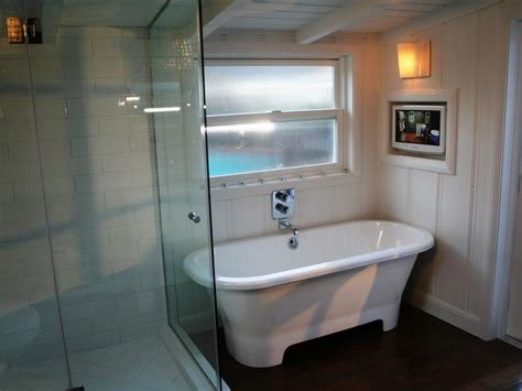 shower in bath ideas amazing tubs and showers seen on bath crashers diy