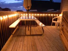 Patio Deck Lights Tip 5 Lighting The Deck Organize And Decorate Everything