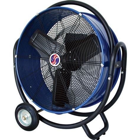 Q Standard Energy Efficient Tilt Circulator Fan 24in