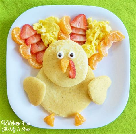thanksgiving turkey pancakes fun family crafts
