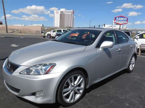 lexus is for sale by owner 2007 lexus is is 250 for sale by owner at
