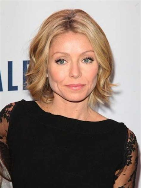 pictures of kelly ripas new hairstyle kelly ripa haircut short hairstyle blackhairstylecuts com