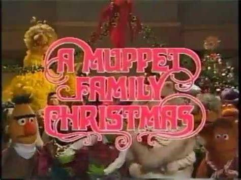 muppet family christmas part    youtube