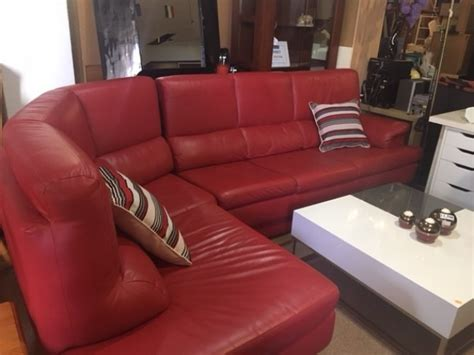second leather corner sofa new2you furniture second furniture and household
