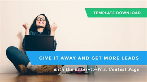 Download Get The Free Enter To Win Contest Page Template Photo Contest Website Template