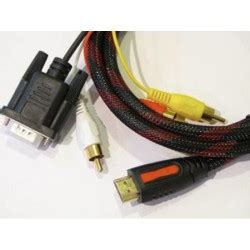 Harga Kabel Vga 3 Meter harga jual kabel hdmi to vga 3 meter