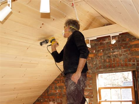 how to install a wood ceiling installing a wood ceiling bob vila