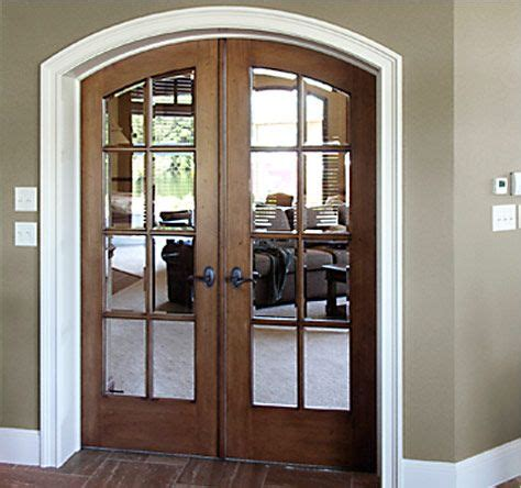 Interior French Pocket Doors Features And Functions Of Arched Interior Doors