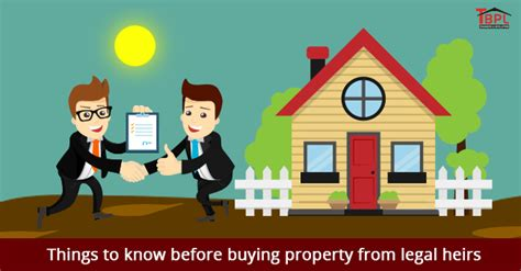 Things To Look For When Buying A House by 5 Things You Must Before Buying Property From Heirs