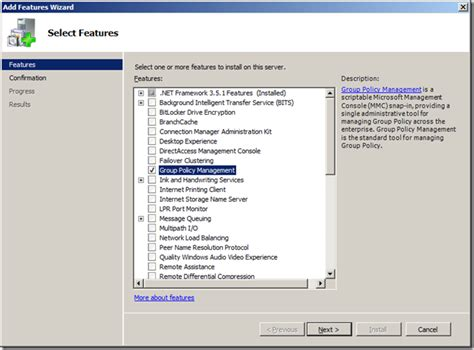 policy management console updated how to and install the policy