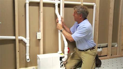 installing a basement bathroom 100 toilet basement upflush toilet or a sewage