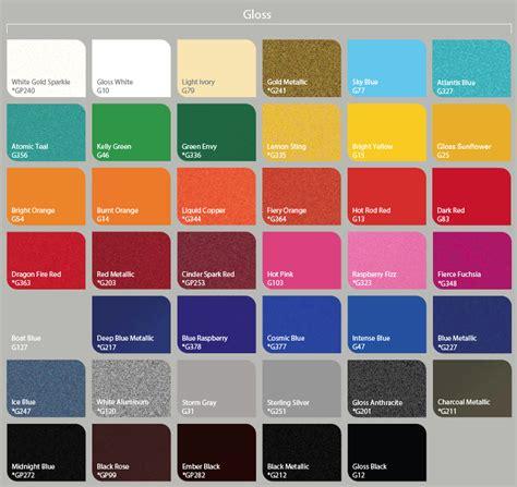 3m wrap colors wrap n graphics vinyl color chart