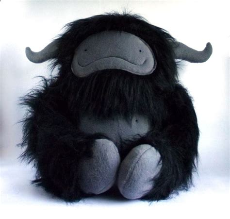 yeti plushie pattern 17 best images about puppen schnittmuster on pinterest