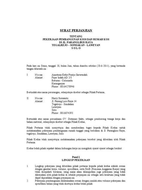 contoh surat tugas wisata dan info sumbar