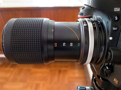 Lensa Nikon Fix 35 pengalaman dengan lensa manual jadul nikon 35 105mm f 3 5