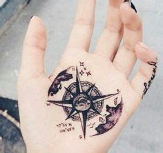 henna tattoo macon ga compass by jerry wiese at cherry ink