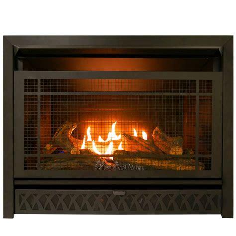 gas fireplace insert dual fuel technology 26 000 btu