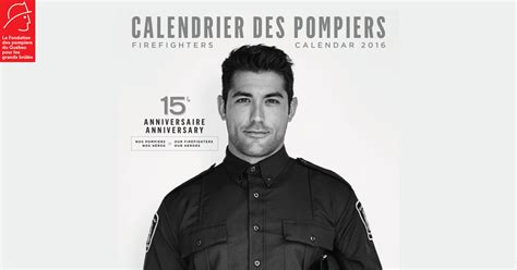 Calendrier Pompier Montreal Calendrier Des Pompiers 2016