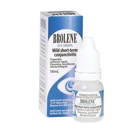 eye drops conjunctivitis brolene eye drops 10ml epharmacy