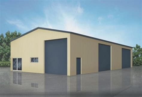 Wide Span Sheds by Custom Industrial Buildings By Wide Span Sheds